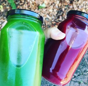 Green Juice Cleanse - Freshly Made Organic Cold Press Juices